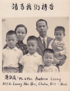 62年梁牧師被差往越南宣教