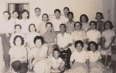 歡送梁牧師夫婦赴越南宣教