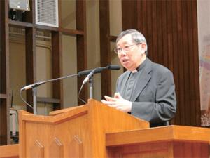 鍾嘉樂牧師