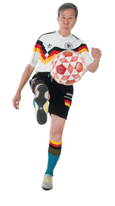 最喜愛的運動 - 足球