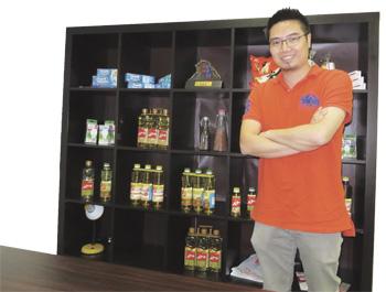 Wayne Chau與加油香港的產品