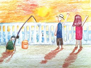 天倫樂--(銀髮歲月)-良辰美景的金齡團契