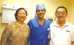 與Dr. Qureshi